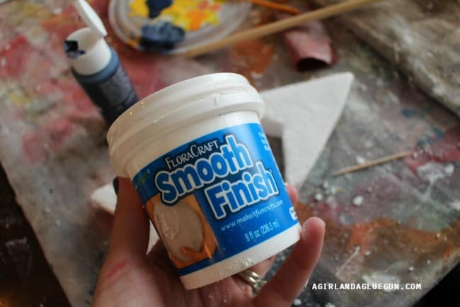 floracraft smooth finish