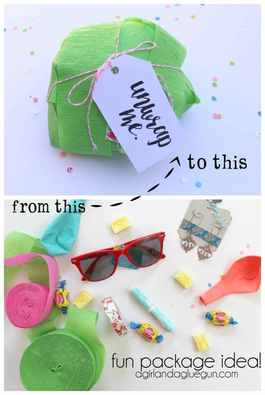 fun-way-to-send-happy-mail-crepe-paper-ball-wrapped-presents-900x1340