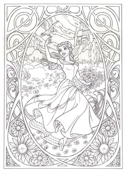coloring pages from photos - photo#10