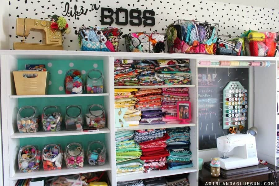 shelf walls