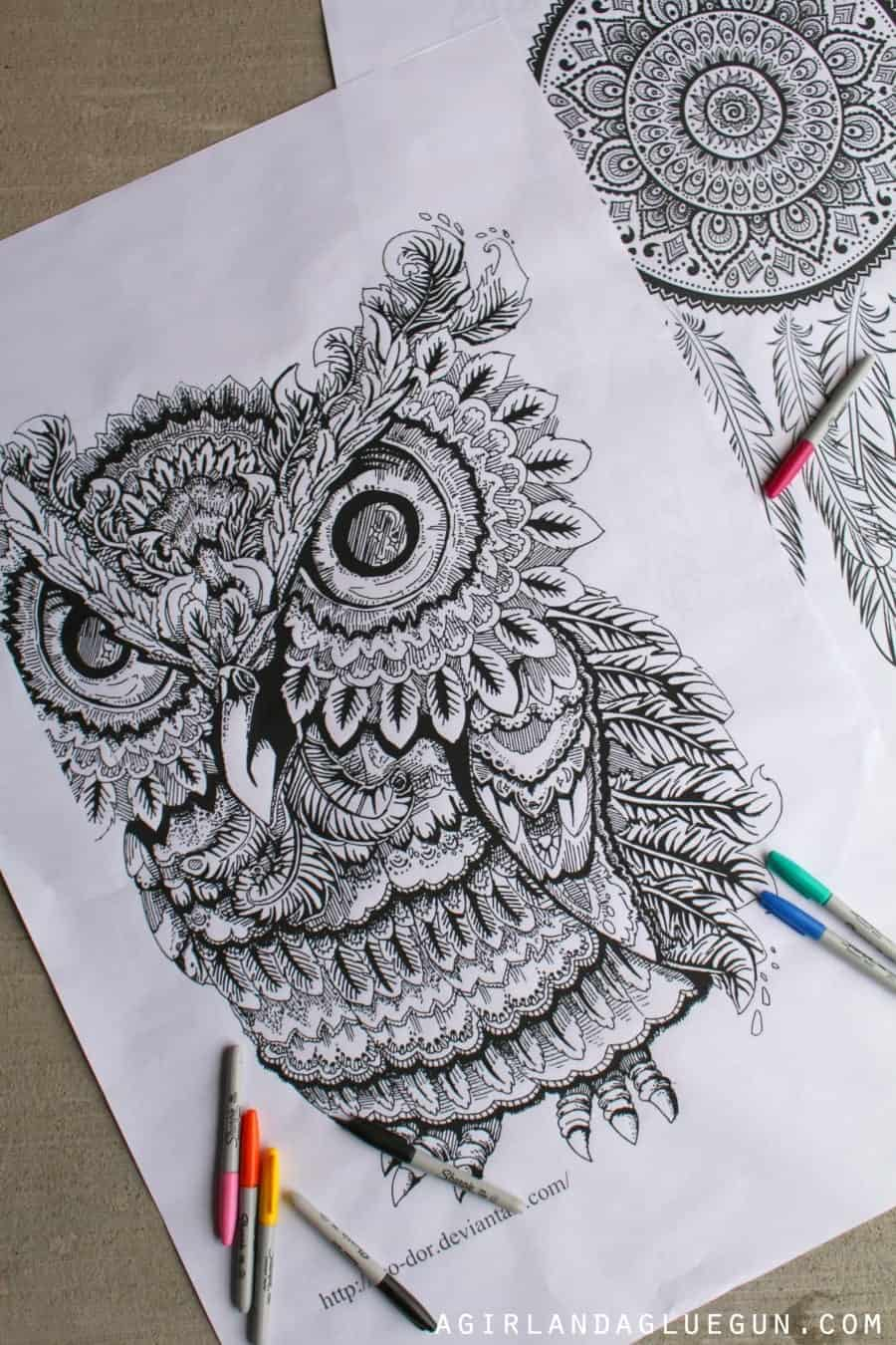 totally awesome and free ways to adult coloring