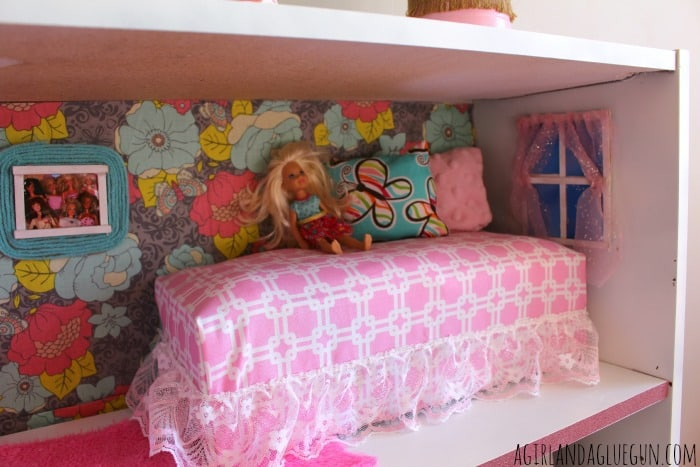 barbie bed diy