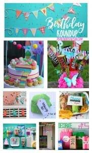 Birthday roundup!