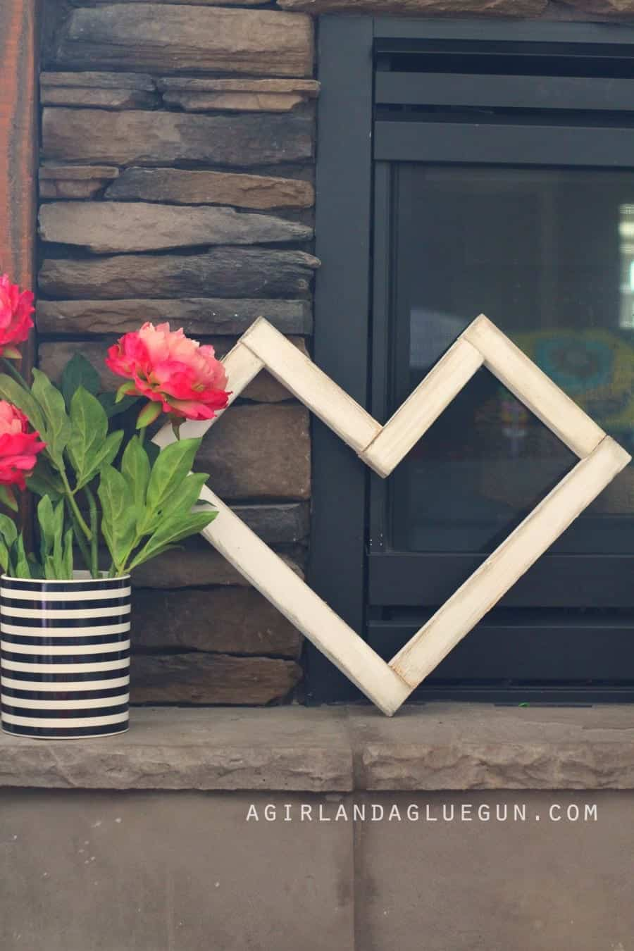 cute and easy valentines decor