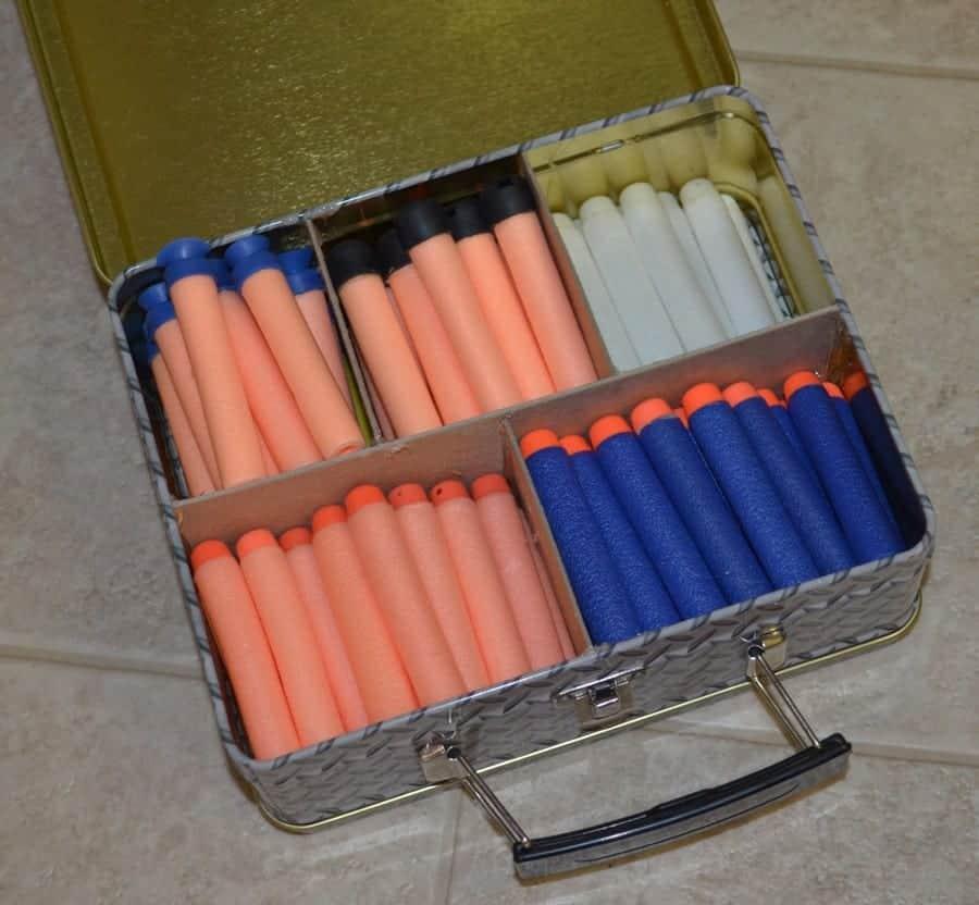 dart storage