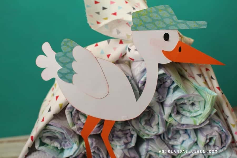 diaper --perfect baby shower gift