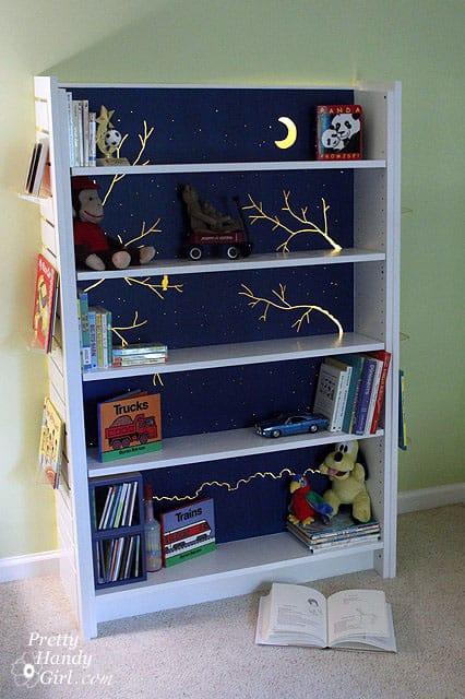 dusk_lit_bookcase