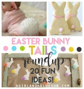 Easter Bunny Tails Roundup