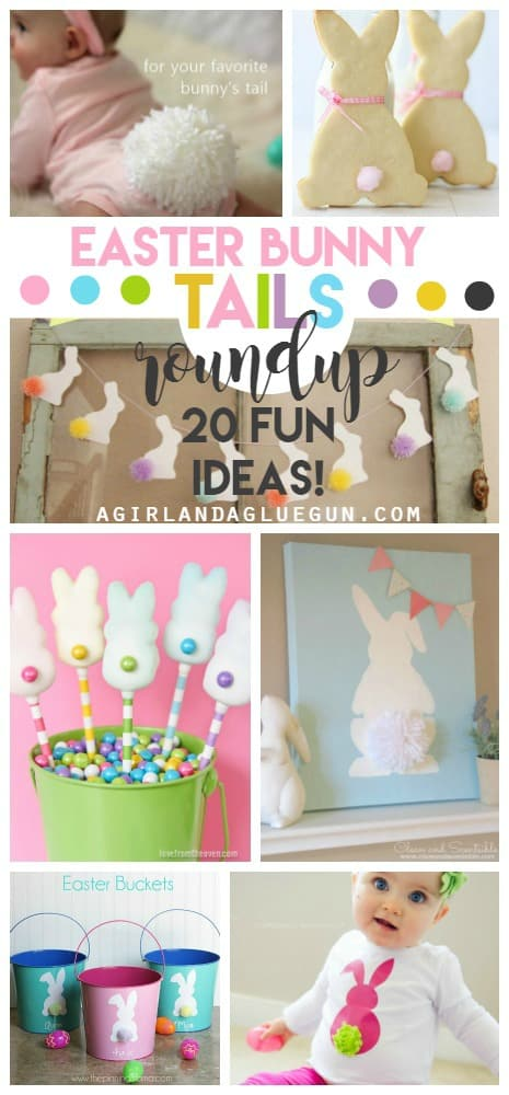 easter bunny tails roundup! 20 fun crafts, treats and games to play