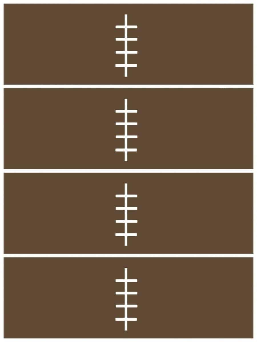 football wraps