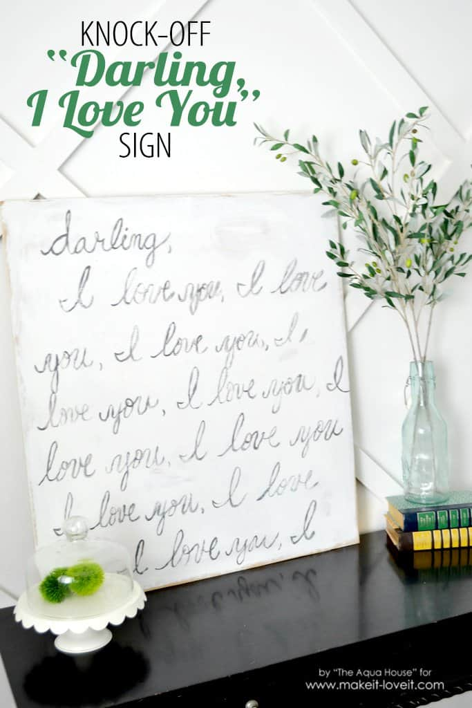 knock-off-darling-I-love-you-sign