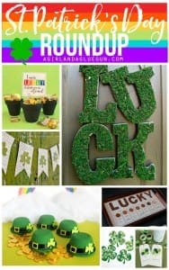 St. Patrick's Day roundup!