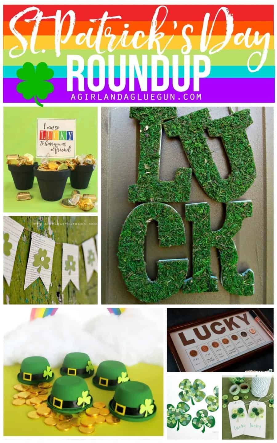 st. Patricks day roundup--lots of fun ideas!