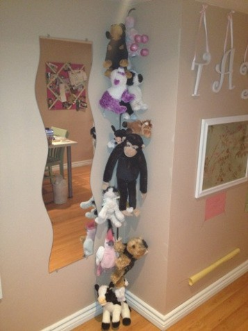 Stuffed Animal Storage And Organization Ideas A Girl And