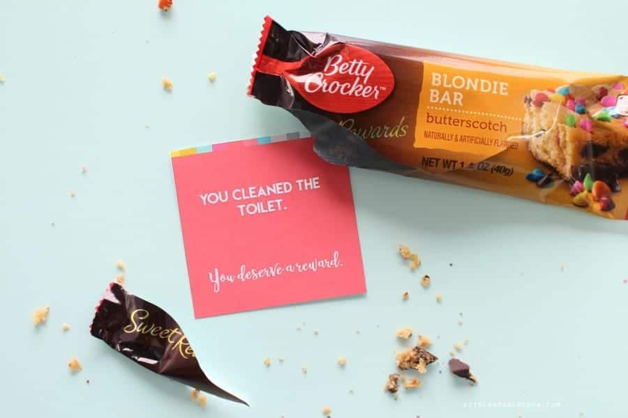 blondie bar by betty crocker