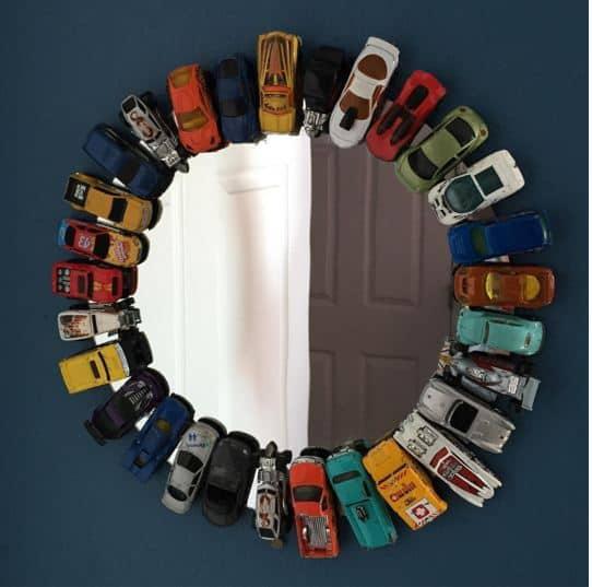 cars mirror