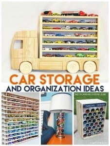 Awesome ways to organize and store your Cars