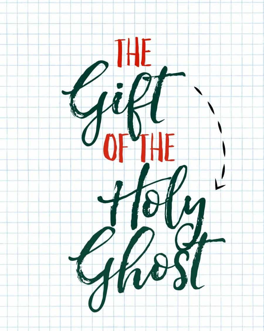 gift of the Holy Ghost