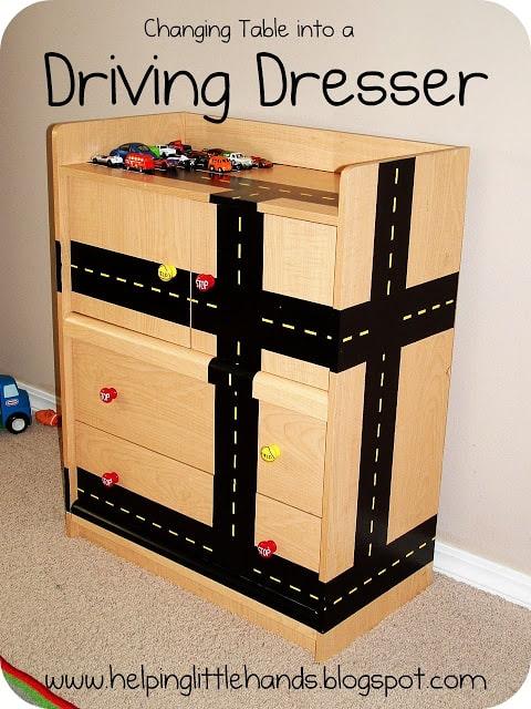 Driving Dresser