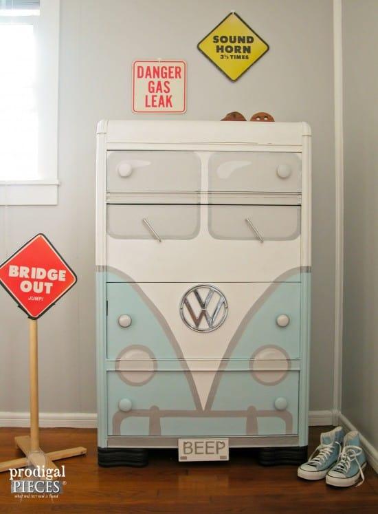 Volkswagen-theme-dresser