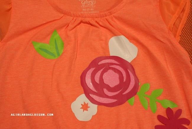 floral shirt idea