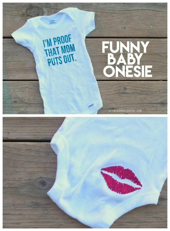 ... Funny Baby Onesie Ideas