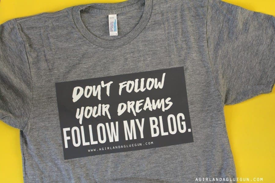 funny blogger shirt