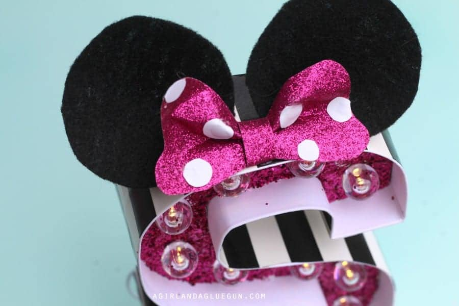minnie mouse crafts