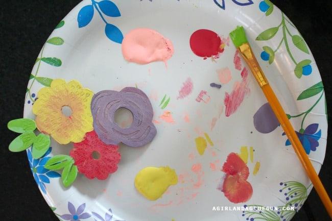 paint florals