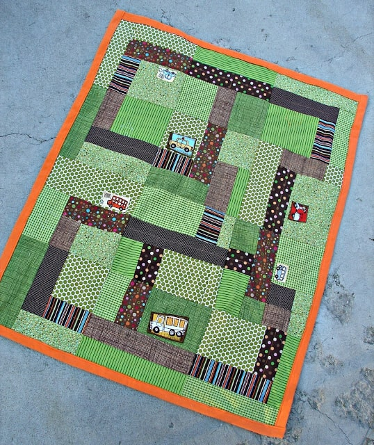 quilt for cars
