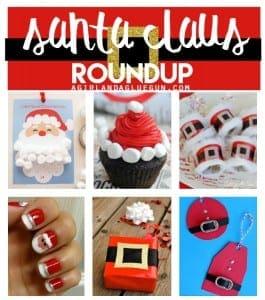 Santa Claus roundup