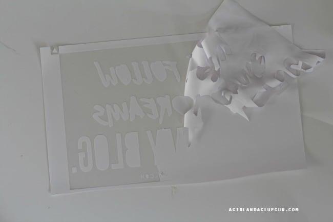 weeding expressions vinyl