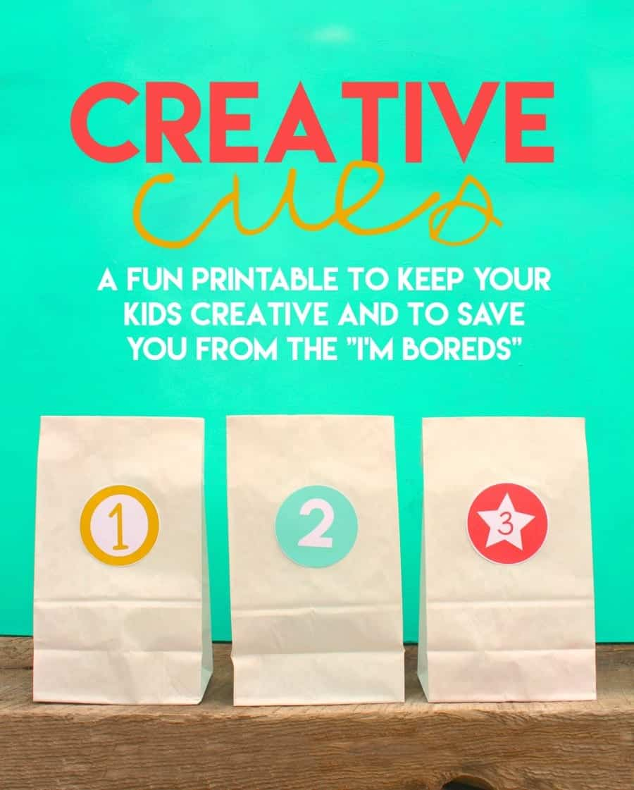 creative cues printable game
