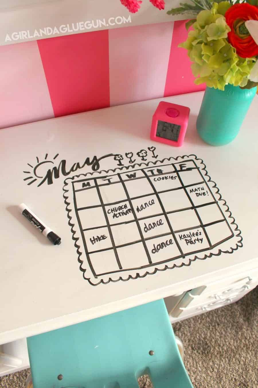 fun things to do with dry erase