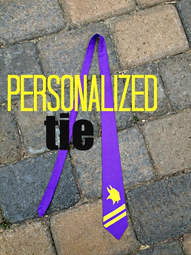 personalized-tie