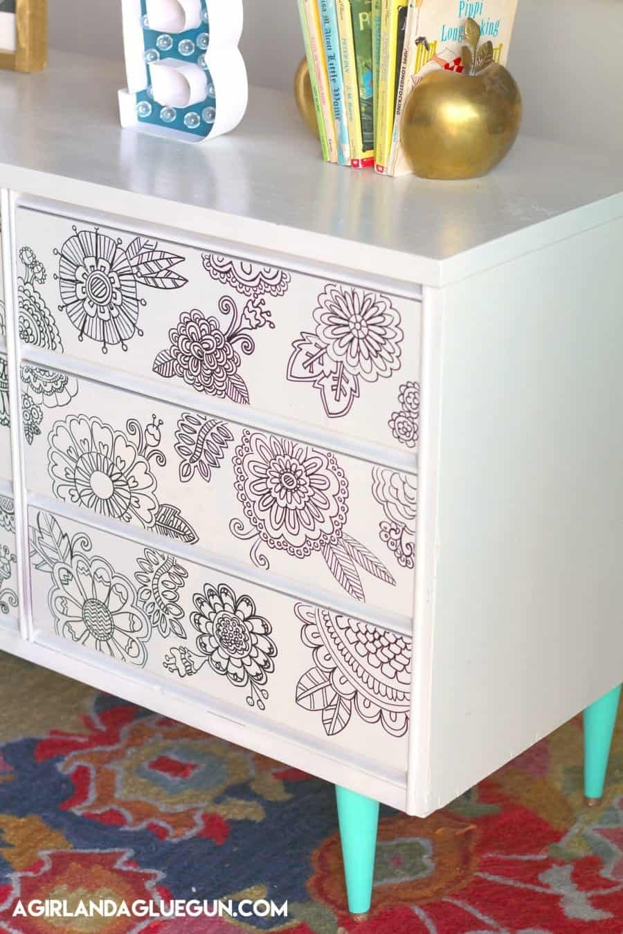 great diy dresser hack