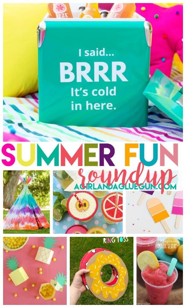 summer fun roundup