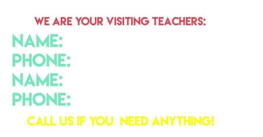 visit teach