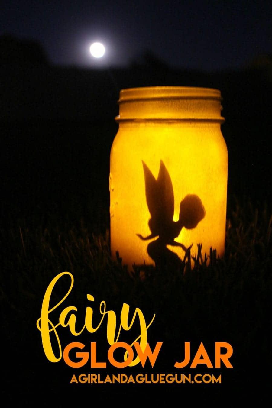 fairy glow jar