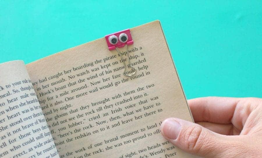 bookmark ideas from a girl and a glue gun