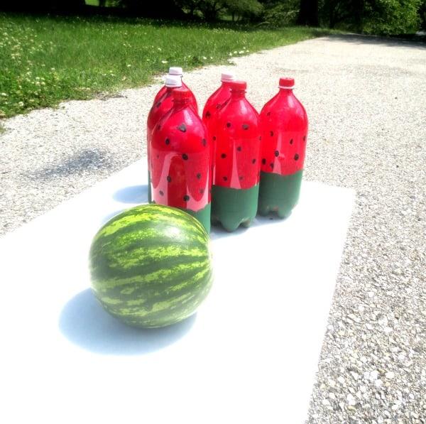 Watermelon Roundup A Girl And A Glue Gun