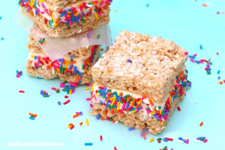 ice cream treats to save the summer!