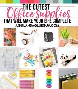 Awesome Office Supplies that will complete your life