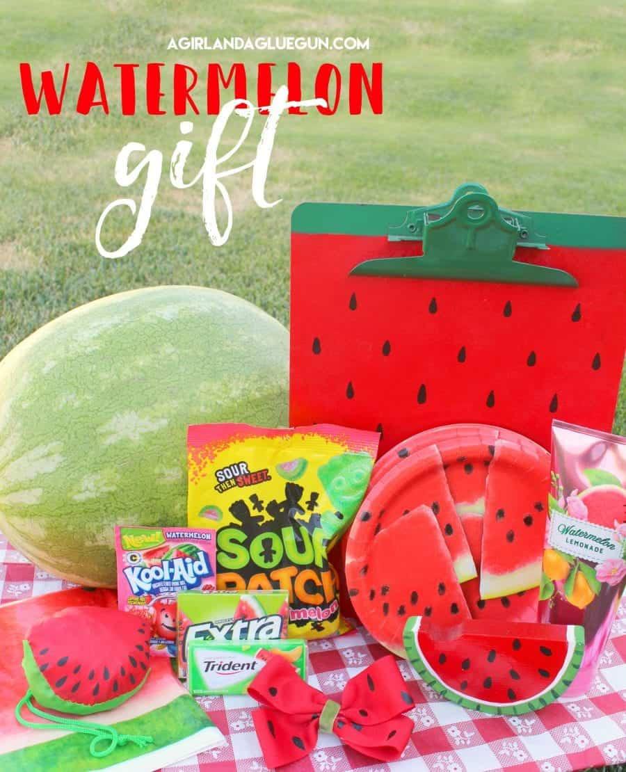watermelon gift