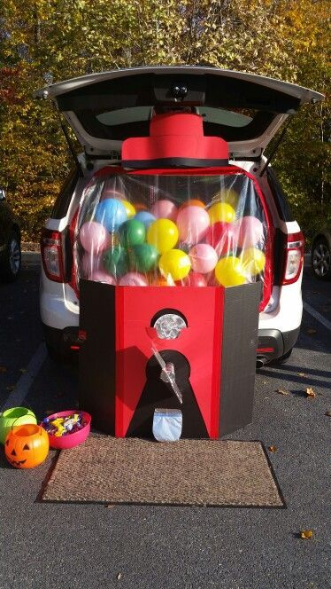 Best Trunk Or Treat Ideas