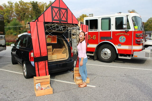 40 Of The Best Trunk Or Treat Ideas A Girl And A Glue Gun