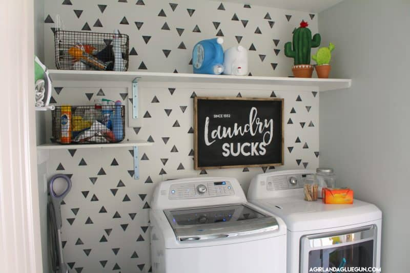laundry shelving best attractive home design