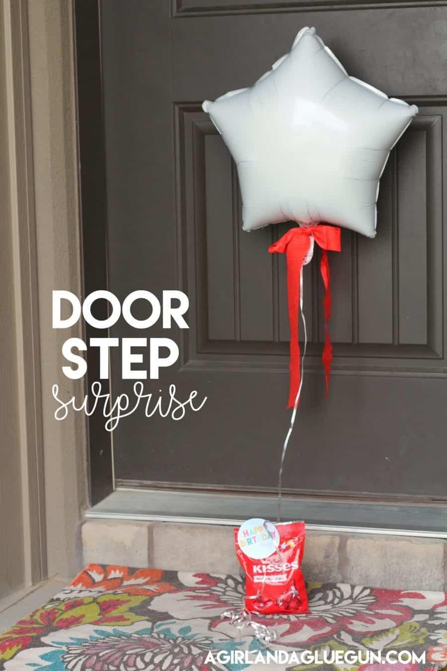 door-step-surprise