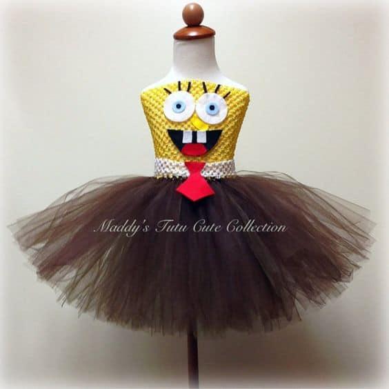Halloween Tutu Costumes A Girl And A Glue Gun