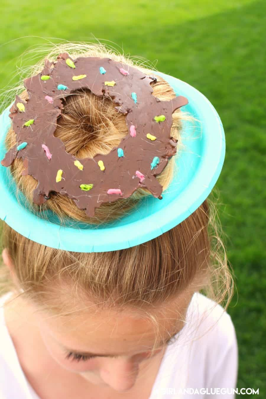 Crazy Crazy Hair Day Donut Newhairstylesformen2014 Com
